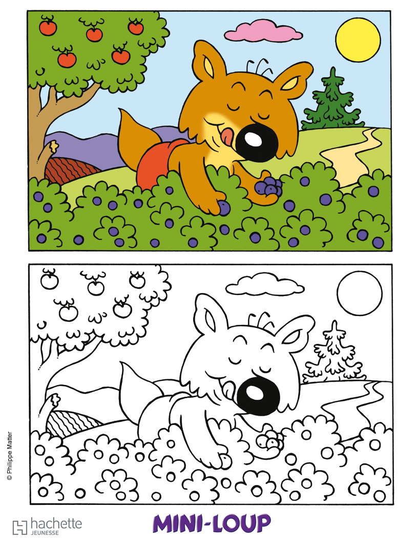Coloriage... pour adultes